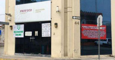 Profeco se va de Colima, ahora las quejas deberán ser interpuestas en Jalisco