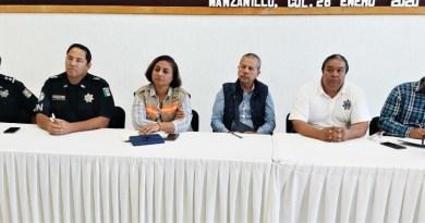 Apoya alcaldesa a comisarios rurales en temas de seguridad