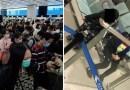 Padres abandonan a sus hijos en aeropuerto de China; tenían síntomas de coronavirus