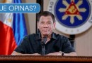Filipinas se va al extremo! Ordenan matar a quien viole cuarentena por COVID-19