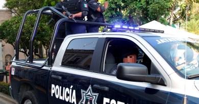 Policía estatal capturó a 120 sujetos  por diversos delitos durante agosto
