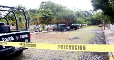 Asesinan a un hombre al exterior de la secundaria de la colonia Popular, en Colima