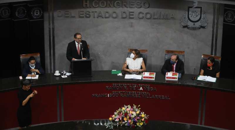 JIPS-Entrega de Informe al Congreso 3