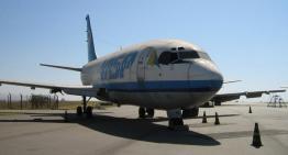 Justiça de SP leiloa 17 aviões da Vasp