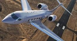 """Gulfstream lança dupla de jatos e entra para o grupo dos """"sem manche"""""""