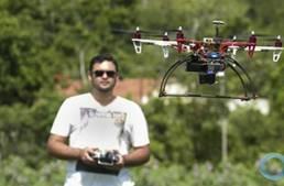 DECEA esclarece dúvidas sobre drones no Brasil