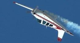 Jim Pietz e o Beechcraft Bonanza F33C