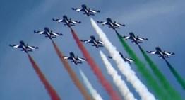 RIAT 2014 Frecce Tricolori Italian Air Force The Royal International Air Tattoo