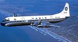 Nostalgia – A despedida do Lockheed Electra da Ponte Aérea RJ-SP