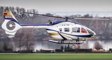 Turquia recebe o primeiro helicóptero H145 Mercedes-Benz