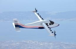 NASA testará avião propulsionado com 14 motores elétricos
