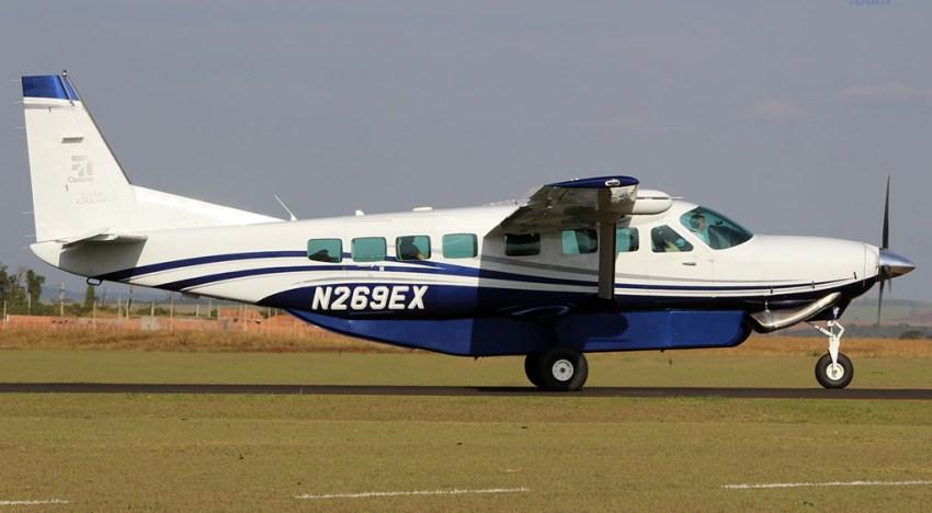 Cessna 208B Grand Caravan EX – Labace 2016
