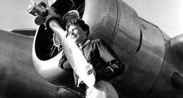 Amelia Earhart sobreviveu ?