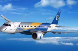 Embraer E190 – E2 Recebe Certificado de Aeronavegabilidade