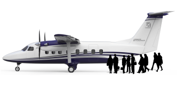Investimento da Cessna em Turboélices
