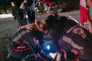 Cachorro provoca grave acidente de moto com óbito, entre as cidades de Nova Floresta e Jaçanã-RN