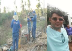 Prefeitura de Picuí faz a perfuração de mais um poço na busca por água