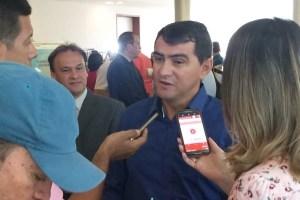 Prefeito de Picuí reivindica e estimula movimento dos prefeitos da região por uma nova adutora