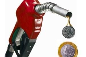 Petrobras aumenta preço médio da gasolina em 2,2% e do diesel em 4,3%