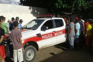 Policia impede que homem seja morto com golpes de Machado nesta terça (17)