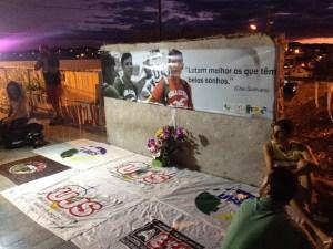 Em Picuí amigos e familiares realizam movimento pela paz em memória a Neto Borges.