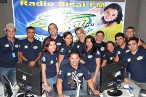 sisal fm equipe 2