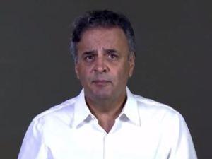 Aécio Neves se defende de acusações e diz que foi vítima de armação