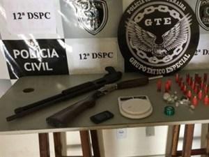 Suspeito de 15 homicídios acaba morto após confronto com a polícia, na Paraíba