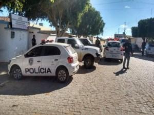 Preso acusado de coagir testemunha do homicídio do jovem Neto em Picuí-PB