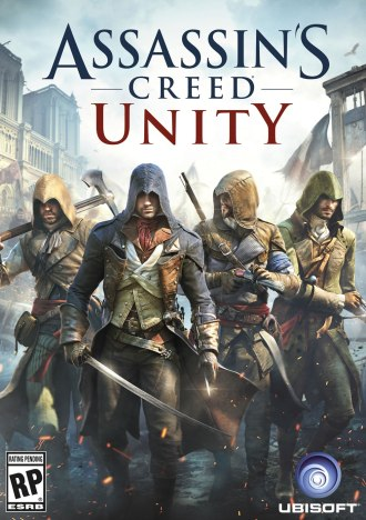 Assassins Creed Unity Cover