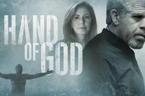Piloto | Hand of God tem Ron Perlman e discute poder e religião!