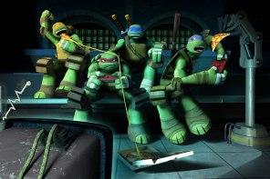 Booyakasha! | As melhores Tartarugas Ninja de todos os tempos?!