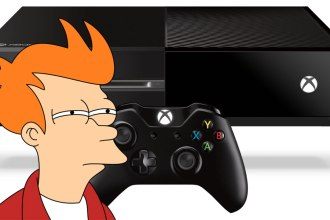 Xbox One Fry Indeciso
