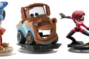 Oferta | Bonecos de Disney Infinity por R$ 49!  (e Gumball…)