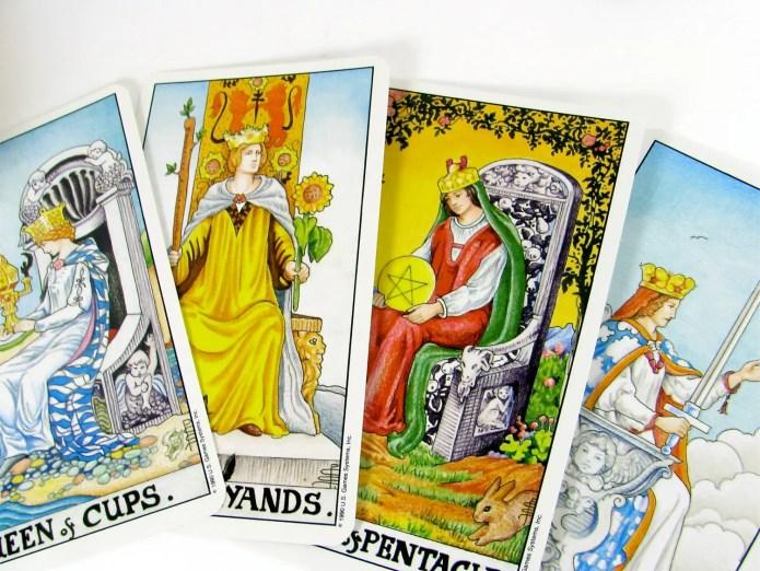 Interpretação das Cartas de Tarot