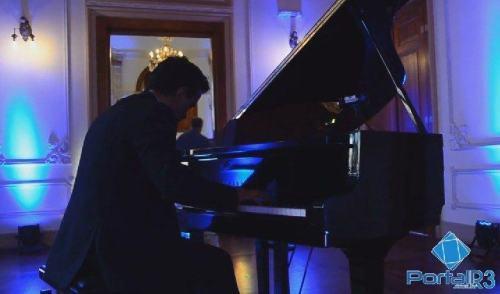 "VÍDEO: ""The Phantom Of The Opera"" no Museu de Pindamonhangaba"
