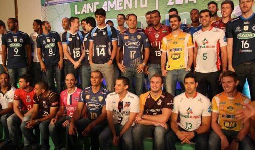 Taubaté e São José representam a região na Superliga de vôlei