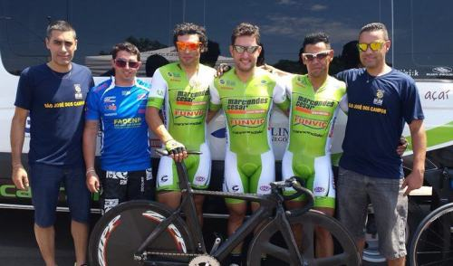 Ciclismo conquista medalha de ouro para São José nos Jogos Abertos
