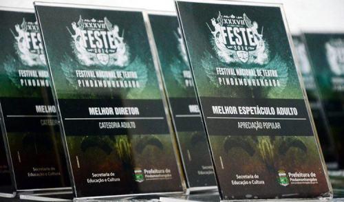 VÍDEO: 37º Festival Nacional de Teatro chega ao fim em Pinda