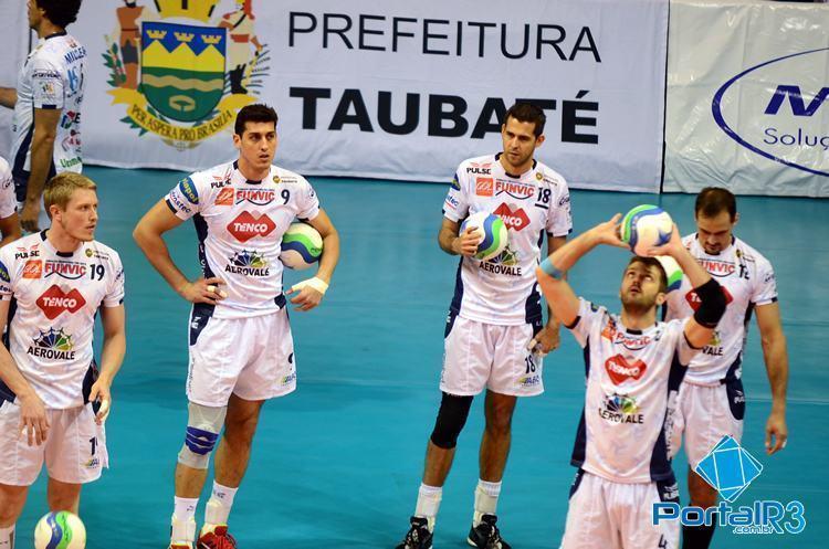 Equipe taubateana leva vantagem e jogará duas vezes em casa, se necessário. (Foto: Luis Claudio Antunes/PortalR3)