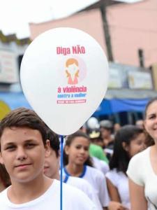 """""""16 Dias de Ativismo"""" combate a violência em Caraguatatuba"""