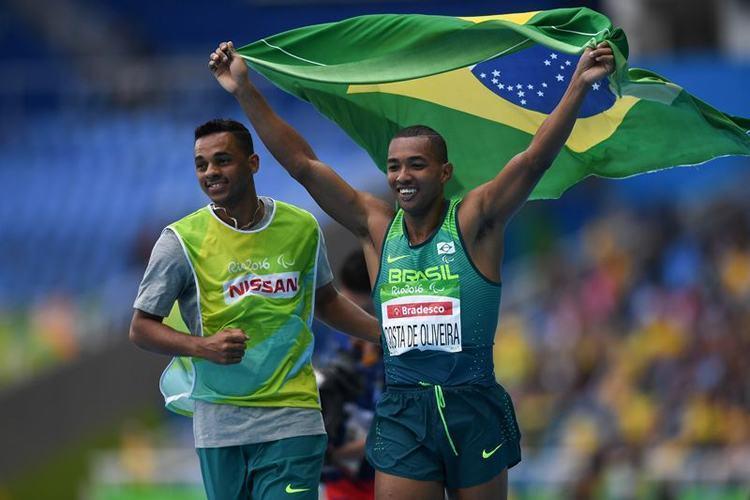 Brasil ganha primeira medalha de ouro nas Paralimpíadas