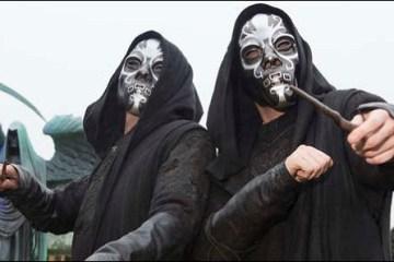 Death Eaters - Studio Tour