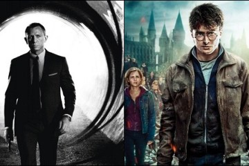 Skyfall - Deathly Hallows