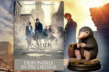 animali fantastici bluray