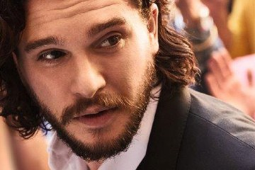 kit harington trono animali fantastici