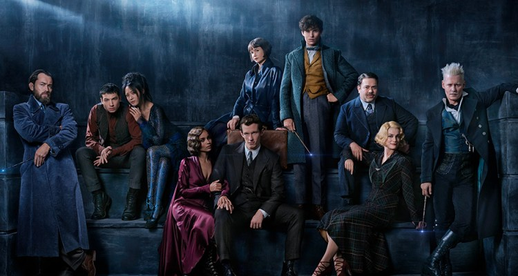 fantastic beasts animali