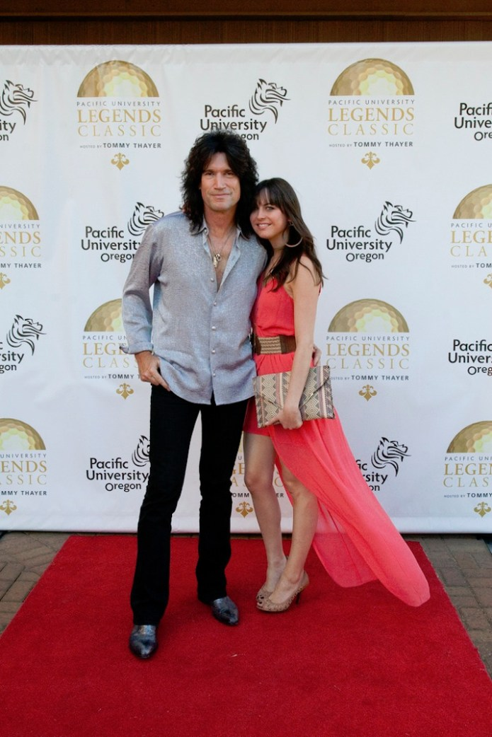 Tommy & Amber Thayer