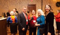 Pacific University Honors Top Donors at Holiday Celebration