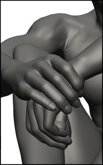Male Sitting Figure Reference Pose - Set 13